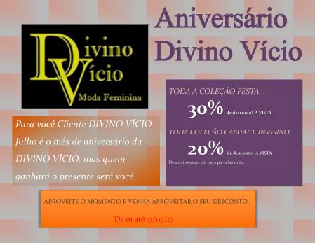 ANIVERSÁRIO DA DIVINO VÍCIO 2017_400x400_p1