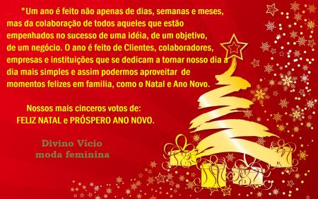 Mensagem Natal 2018